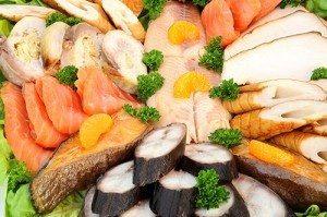 Fet fisk gir deg flott hud og friske negler